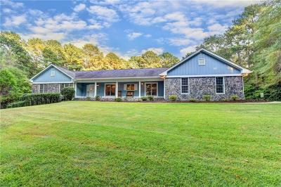 Conyers Single Family Home For Sale: 3301 Glencree