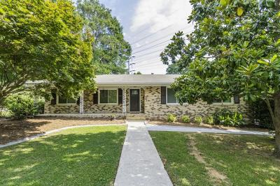 Single Family Home For Sale: 475 Seminole Drive