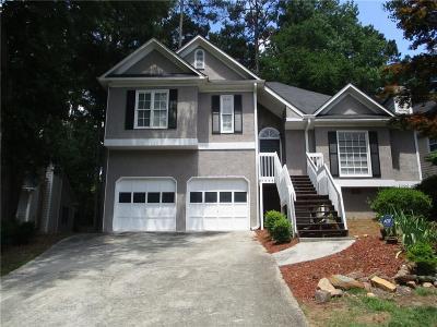 Single Family Home For Sale: 4862 Saddlerun Lane