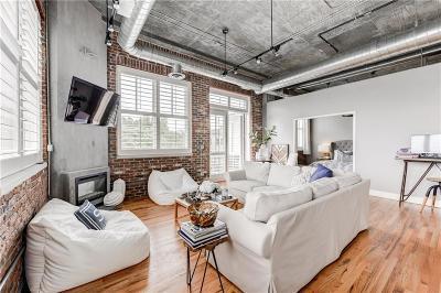 Atlanta Condo/Townhouse For Sale: 3235 Roswell Road NE #719
