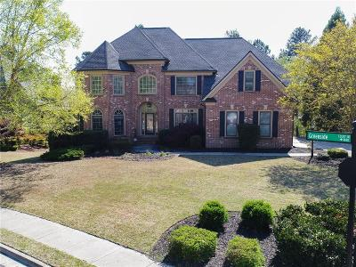 Dacula Single Family Home For Sale: 3503 Glen Mist Place