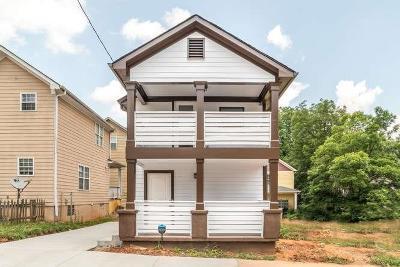 Summerhill Single Family Home For Sale: 794 Martin Street SE