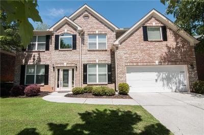 Dacula Single Family Home For Sale: 2096 Peach Shoals Circle