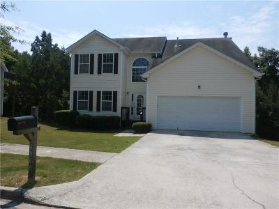 Snellville Single Family Home For Sale: 4965 Bridle Point Parkway