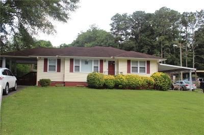 Single Family Home For Sale: 1340 Belmont Avenue SE