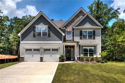 Cartersville Single Family Home For Sale: 29 Ashwood Drive SE