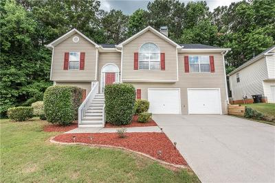 Acworth Single Family Home For Sale: 3815 Autumn View Lane NW