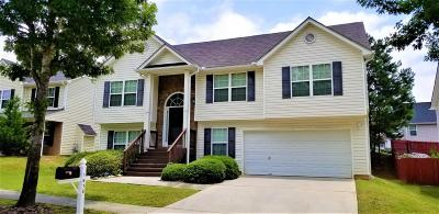 Loganville Single Family Home For Sale: 1615 Stephens Pond View