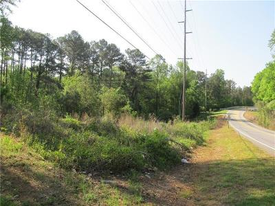 Acworth Residential Lots & Land For Sale: 3060 Mars Hill Road NW