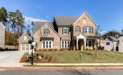 Johns Creek Single Family Home For Sale: 8025 Kelsey Place