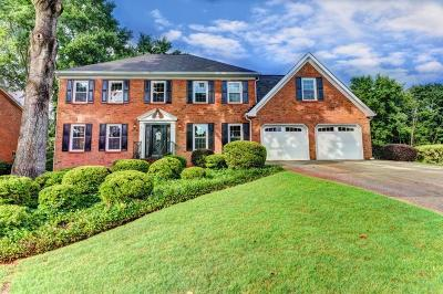 Snellville Single Family Home For Sale: 1915 Vintage Drive