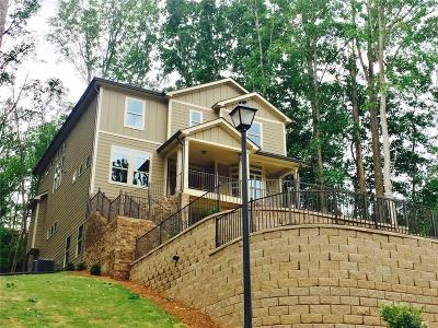 Loganville Single Family Home For Sale: 2060 Wood Valley Dr Drive