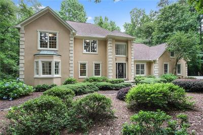 Marietta Single Family Home For Sale: 2798 Pete Shaw Road