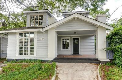 Single Family Home For Sale: 349 Irwin Street NE