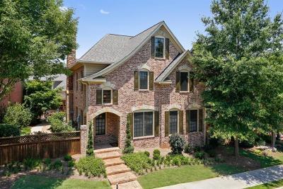 Alpharetta Single Family Home For Sale: 3060 Gadsden Street