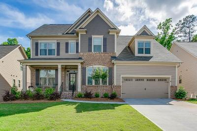 Buford Single Family Home For Sale: 4036 Amicalola Way