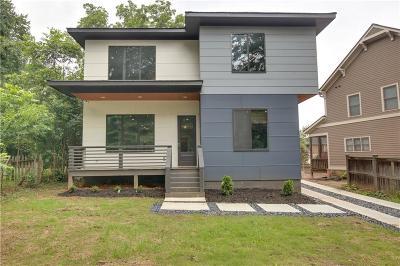 Decatur Single Family Home For Sale: 1052 McLendon Drive