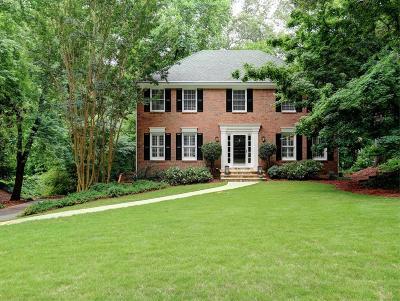 Marietta Single Family Home For Sale: 1671 E Bank Drive