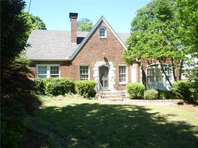 Peachtree Park Single Family Home For Sale: 570 Martina Drive NE