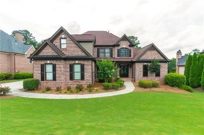 Dacula Single Family Home For Sale: 3905 Greenside Court