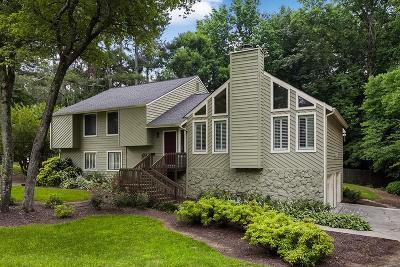 Marietta Single Family Home For Sale: 2011 Shadow Bluff Court NE