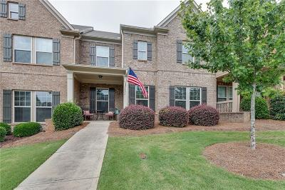Alpharetta Condo/Townhouse For Sale: 1285 Woodmore Way