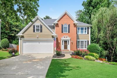 Dunwoody Single Family Home For Sale: 1436 Wickenby Court