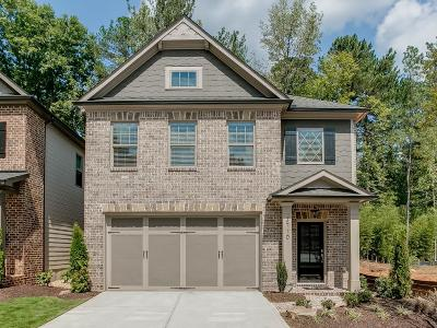 Tucker Single Family Home For Sale: 3710 Sheridan Street