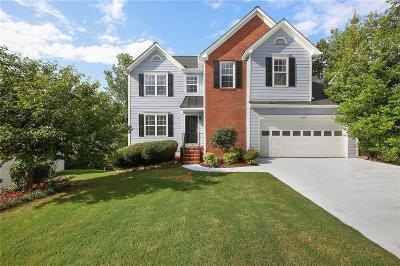 Suwanee Single Family Home For Sale: 2879 Savannah Walk Lane