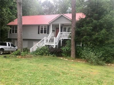 Acworth Single Family Home For Sale: 1626 Shadowbrook Drive