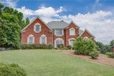 Dacula Single Family Home For Sale: 1835 Millside Terrace