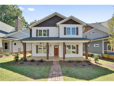 Decatur Single Family Home For Sale: 156 Maediris Drive