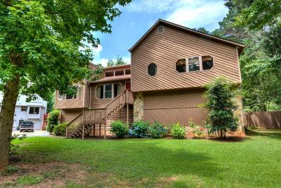Kennesaw Single Family Home For Sale: 4027 Ayers Drive