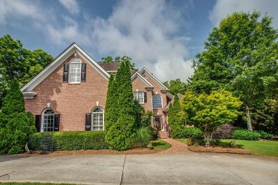 Sandy Springs Single Family Home For Sale: 700 Orchard Point