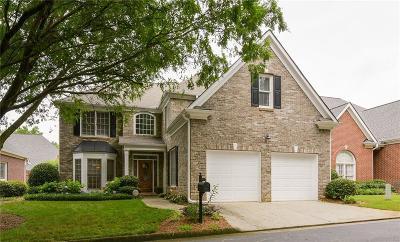 Sandy Springs Single Family Home For Sale: 6265 Glen Oaks Lane
