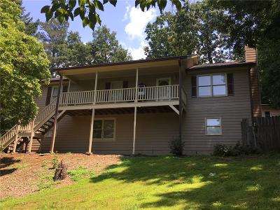 Cartersville Single Family Home For Sale: 41 Mission Ridge Drive SW