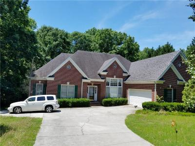 Grayson Single Family Home For Sale: 2485 Chandler Road