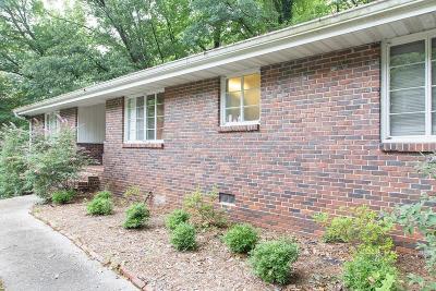 Atlanta Single Family Home For Sale: 291 Vickers Drive NE