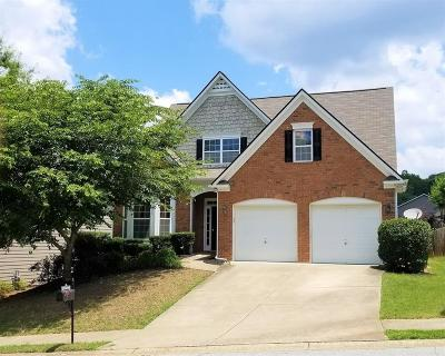 Canton Single Family Home For Sale: 341 Springs Crossing