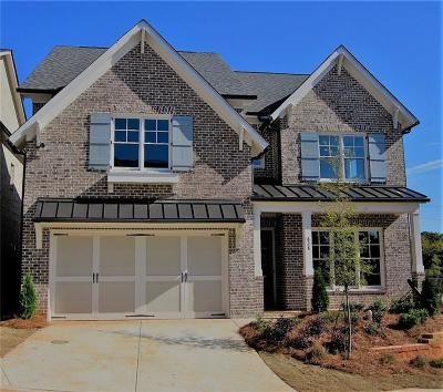 Sandy Springs GA Single Family Home For Sale: $814,900