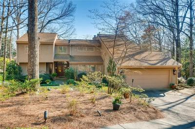 Single Family Home For Sale: 12 Spring Oaks Court