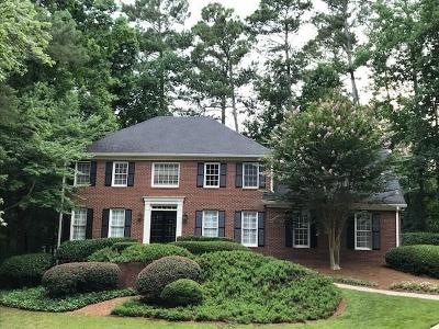 Marietta Single Family Home For Sale: 1947 Willeo Creek Point