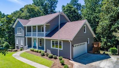 Atlanta Single Family Home For Sale: 8135 Winged Foot Drive