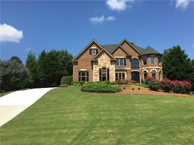 Forsyth County Single Family Home For Sale: 6710 Chelsea Gardens Way