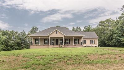 Armuchee Single Family Home For Sale: 2077 Floyd Springs Road NE