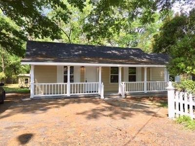 Acworth Single Family Home For Sale: 4835 Griggs Street