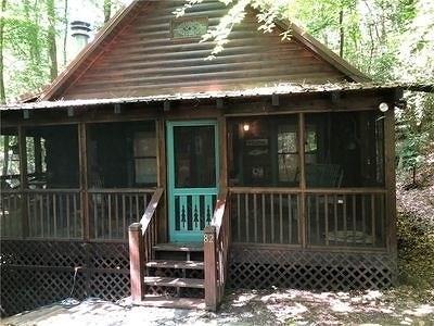 Blue Ridge Single Family Home For Sale: 82 Finch Lane