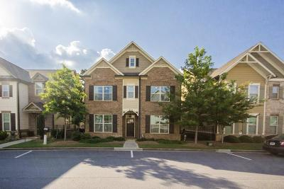 Single Family Home For Sale: 1713 Whitfield Parc Circle SE