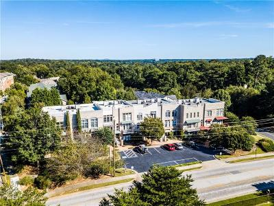 Brookhaven Condo/Townhouse For Sale: 1259 Apple Valley Road NE