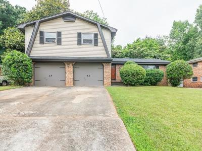 Atlanta Single Family Home For Sale: 3165 Cherry Valley Drive